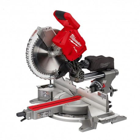 MILWAUKEE 2739-20 M18 FUEL 12 INCH DUAL BEVEL SLIDING COMPOUND MITER SAW - BARE TOOL