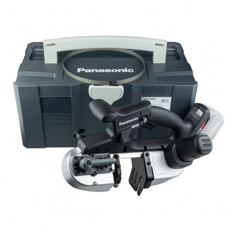 PANASONIC EY45A5XT 14.4V/18V DUAL VOLTAGE BAND SAW BODY ONLY IN SYSTAINER CASE
