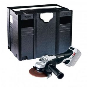 PANASONIC EY46A2XT32 14.4V/18V ANGLE GRINDER 125MM BODY ONLY IN SYSTAINER CASE