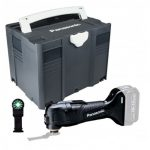 PANASONIC EY46A5XT 14.4V18V MULTITOOL BODY ONLY IN SYSTAINER CARRY CASE