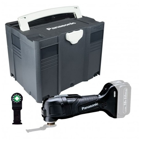PANASONIC EY46A5XT 14.4V/18V MULTITOOL BODY ONLY IN SYSTAINER CARRY CASE