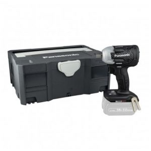 """PANASONIC EY75A8XT 14.4V/18V IMPACT WRENCH 1/2"""" BODY ONLY IN SYSTAINER CARRY CASE"""
