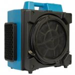 XPOWER X-3380 600-CFM 2.8-AMP 4-STAGE PRO CLEAN FILTRATION PURIFIER AIR SCURBBER