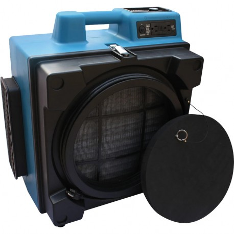 XPOWER X-3400A Professional 3-Stage HEPA Air Scrubber