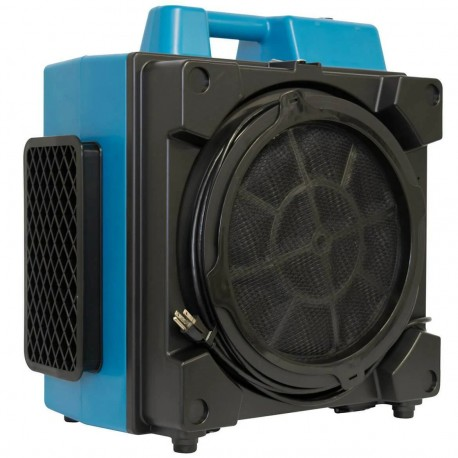 XPOWER X-3580 600-CFM 2.8-AMP 4-STAGE PROFESSIONAL HEPA PURIFIER AIR SCRUBBER