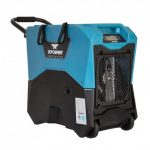 XPOWER XD-75LH 170-CFM 6.3-AMP PURGE PUMP COMMERCIAL LGR DEHUMIDIFIER KIT
