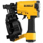 dewalt-dw45rn-1-34-to-34-inch-15-degree-pneumatic-coil-roofing-nailer