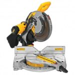 "DEWALT DWS716 15-AMP 12"" CORDED ELECTRIC DOUBLE BEVEL COMPOUND MITER SAW"