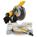 DEWALT DWS716XPS 12 INCH 15 AMP COMPOUND DOUBLE BEVEL MITER SAW KIT