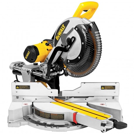 DEWALT DWS779 12-INCH 15-AMP 3800-RPM DOUBLE BEVEL SLIDING COMPOUND MITER SAW