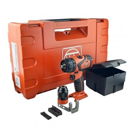 FEIN ABS 18 Q 18V SELECT+ DRILL DRIVER BODY ONLY IN CARRY CASE