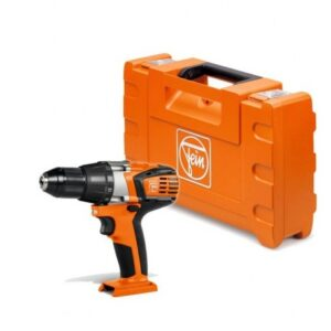 FEIN ABS 18 SELECT+ 18V CORDLESS DRILL DRIVER BODY ONLY IN CARRY CASE