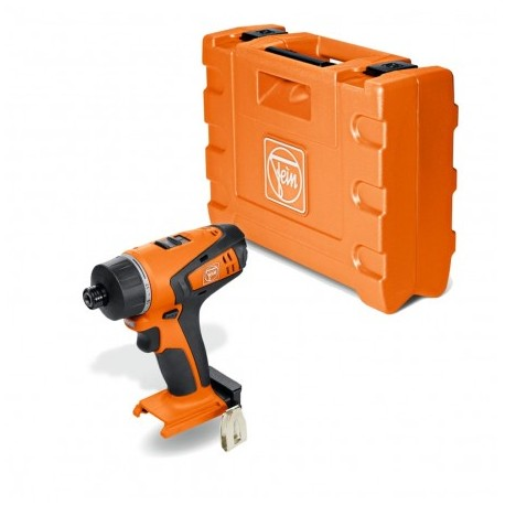 FEIN ABSU 12 W4C 2-SPEED 12V DRILL DRIVER BODY ONLY IN CARRY CASE