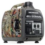 HONDA EU2200I-CAMO 2200-WATTS 121CC RECOIL START PORTABLE GENERATOR - CAMOUFLAGE - SCRATCH AND DENT