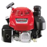 HONDA GXV160UH2A12 160CC 4.3-HP STRAIGHT SHAFT VERTICAL OHV GAS POWERED ENGINE - SCRATCH AND DENT