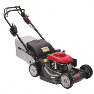 HONDA HRX217HZA 21-INCH 4-IN-1 SELF PROPELLED ELECTRIC START MANUAL LAWN MOWER - SCRATCH AND DENT