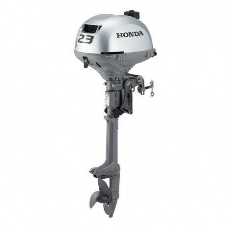 "HONDA MARINE BF2.3 2.3 HP ENGINE 15"" SHAFT GAS POWERED OUTBOARD MOTOR - SCRATCH AND DENT"