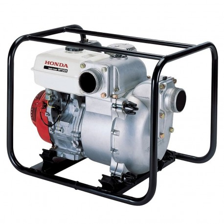 HONDA WT30 3-INCH 319-GPM CONSTRUCTION OHV COMMERCIAL TRASH PUMP - SCRATCH AND DENT