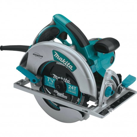 MAKITA 5007MGA 7-1/4 IN MAGNESIUM CIRCULAR SAW WITH LED LIGHT AND ELECTRIC BRAKE