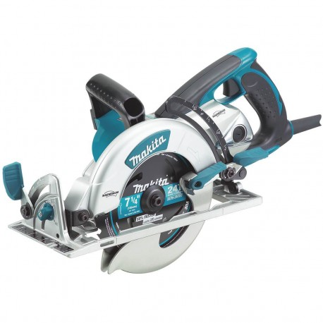 MAKITA 5377MG 120V 7-1/4 IN MAGNESIUM HYPOID SAW 5/8-IN ARBOR