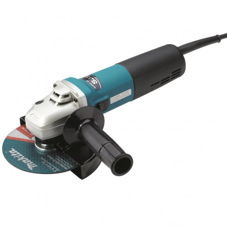 MAKITA 9566CV POWERFUL 12 AMP MOTOR 6 IN VARIABLE SPEED CUT-OFF/ANGLE GRINDER