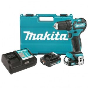 MAKITA FD07R1 12-VOLT 3/8-INCH 2.0AH LITHIUM-ION BRUSHLESS DRILL DRIVER KIT