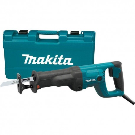 MAKITA JR3050TZ RECIPRO SAW 11-AMP TOOL LESS BLADE CHANGE AND SHOE ADJUSTMENT