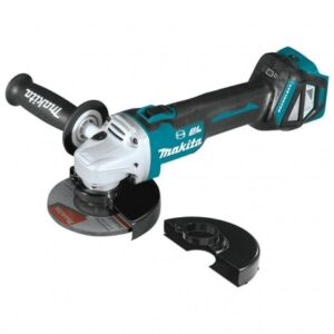 MAKITA XAG17ZU 18-VOLT CUT-OFF/ANGLE GRINDER W/ ELECTRIC BRAKE AND AWS-BARE TOOL
