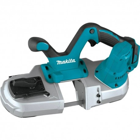 MAKITA XBP03Z 18 VOLT 2-1/2 INCH ADJUSTABLE CORDLESS COMPACT BAND SAW, BARE TOOL