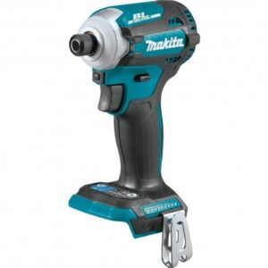 MAKITA XDT16Z 18 VOLT 1/4 INCH 4-SPEED QUICK-SHIFT IMPACT DRIVER, BARE TOOL
