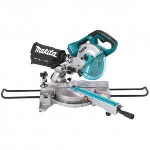 MAKITA XSL02Z 18-VOLT 7-1/2-INCH LITHIUM-ION LXT COMPOUND MITER SAW, (BARE-TOOL)