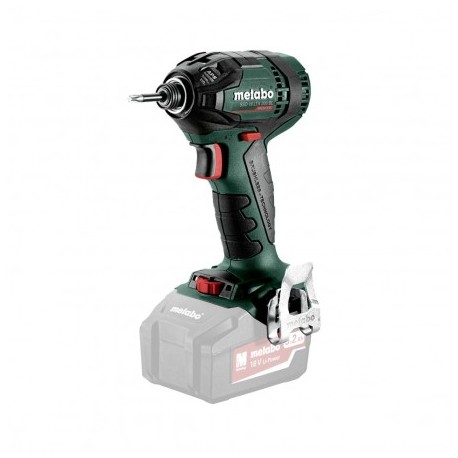 METABO SSD 18 LTX 200 BL BRUSHLESS IMPACT DRIVER BODY ONLY