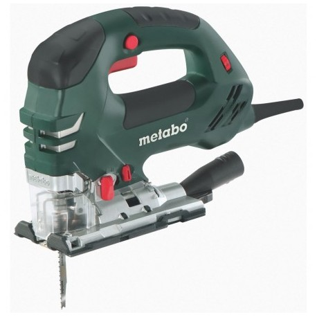 METABO STEB 140 QUICK 140MM ORBITAL JIGSAW IN CARRY CASE
