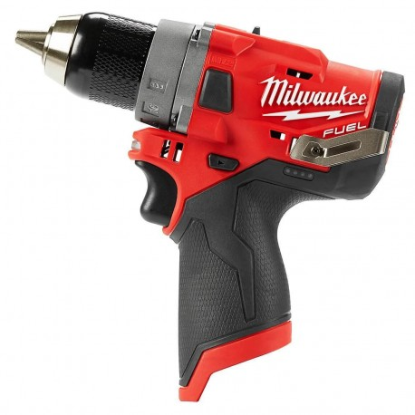 MILWAUKEE 2503-20 12-VOLT 1/2-INCH M12 FUEL DRILL DRIVER - BARE TOOL