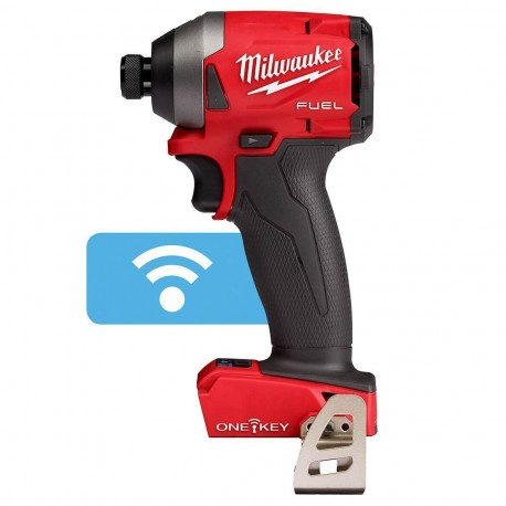 MILWAUKEE 2857-20 M18 FUEL 18-VOLT 1/4-INCH HEX IMPACT DRIVER - BARE TOOL