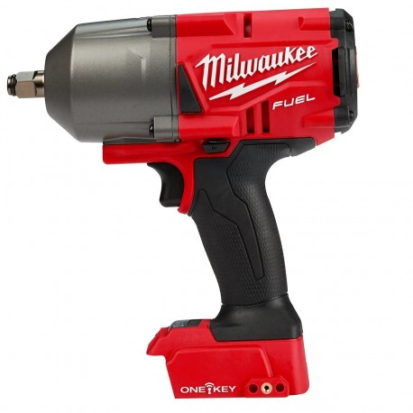MILWAUKEE 2863-20 18-VOLT 1/2-INCH FRICTION RING IMPACT WRENCH - BARE TOOL