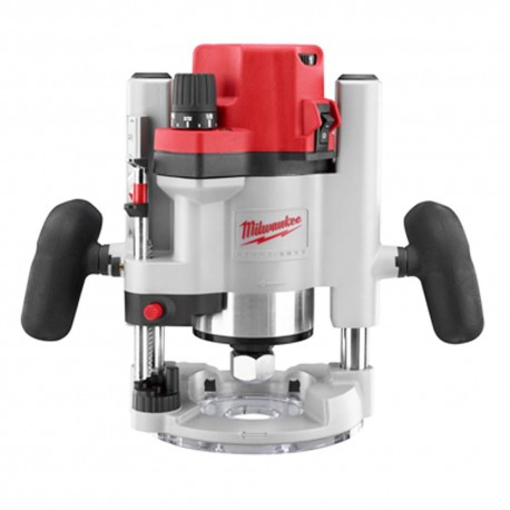 Milwaukee 5616-24 120V AC 2-1/4 Max HP EVS Multi-Base Router Kit w/ Collets