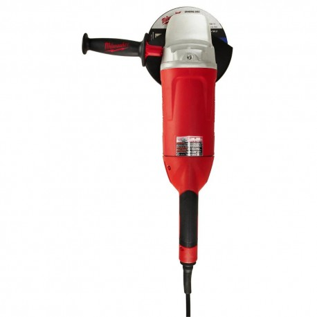 "MILWAUKEE 6088-30 120 AC/DC 15 AMP 7""/9"" LARGE ANGLE GRINDER WITH FLANGE"