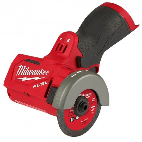 MILWAUKEE FUEL M12 2522-20 12 VOLT 3 INCH BRUSHLESS COMPACT CUT OFF TOOL, BARE