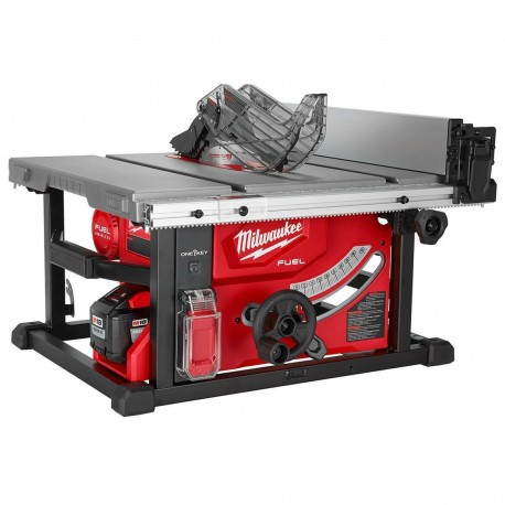 MILWAUKEE FUEL M18 2736-21HD 18-VOLT 8-1/4-INCH CORDLESS ONE-KEY TABLE SAW KIT