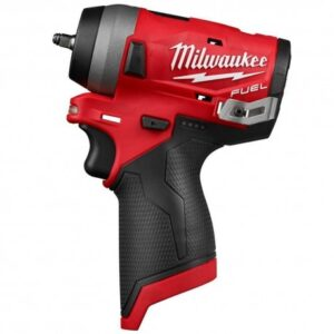 MILWAUKEE M12 2552-20 12-VOLT FUEL 1/4-INCH STUBBY IMPACT WRENCH - BARE TOOL
